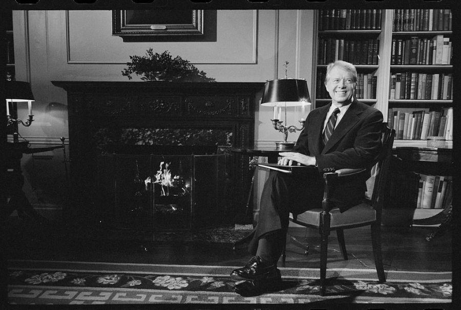 Un ejemplo de cómo Apascacio trascendió nuestras fronteras, fue que sus acciones le llevaron a ser invitado por el presidente de los Estados Unidos, Jimmy Carter