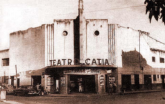 Teatro Catía, 1950