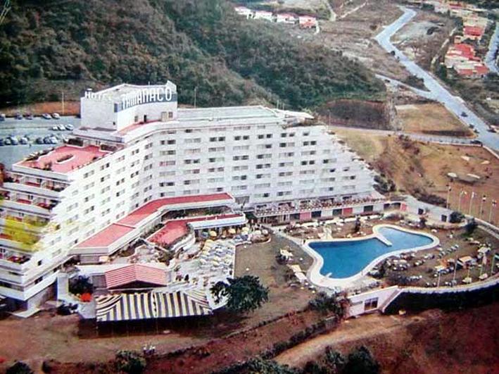 El Tamanaco dio a la hotelería caraquela todo el colorido del hospedaje intercontinental